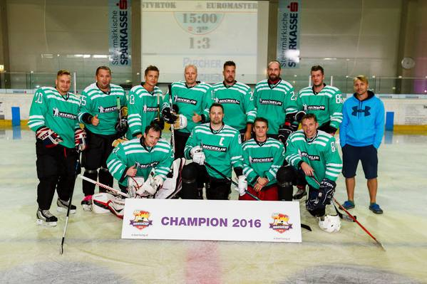 Champion 2016 - HT Euromaster (CZE)